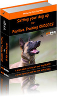 Setting your dog up for Positive Training Success eBook