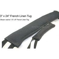 "24"" Double Handle French Linen Tug"