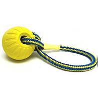 Swing 'n Fling DuraFoam Fetch Ball