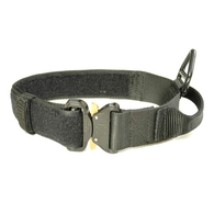MaxTac Military Dog Collar Black