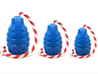 USA-K9 Grenade Reward Toy on Rope