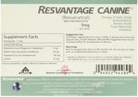 Resvantage Canine - Resveratrol Supplement