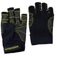 Herm Sprenger Flex Grip Sport Gloves - Fingerless Gloves