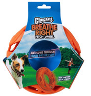 Chuck it! Breathe Right Fetch Wheel