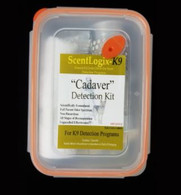 ScentLogix CADAVER - K9 Training Scent Kit