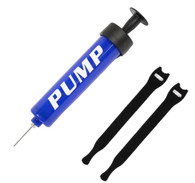 Propel Pump And Hook And Loop Straps