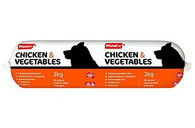 Prime Cooked Roll With Chicken & Vegetables 2kg