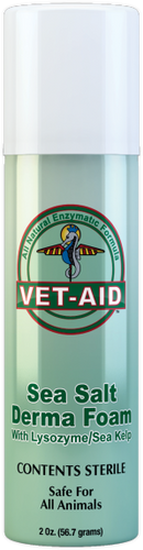 Vet Aid Sea Salt Foam