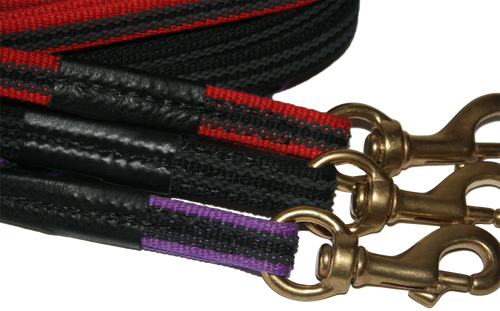 """The Gripper Trial Leash 3ft x 5/8"""""""