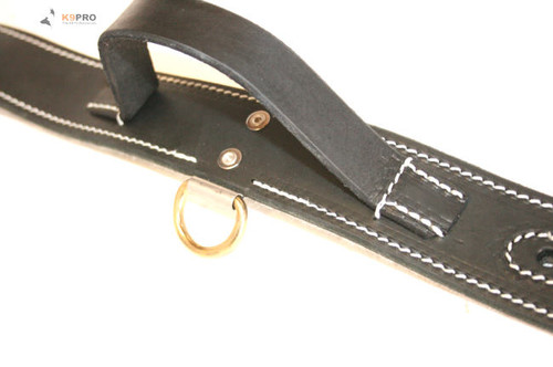 Tactical Deployment Collar Double Leather