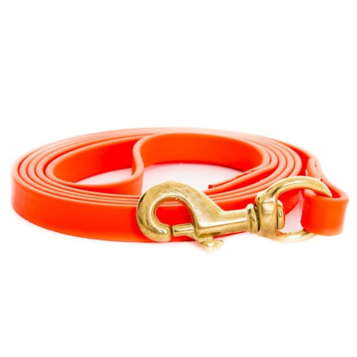 Syn Tek Leash Orange
