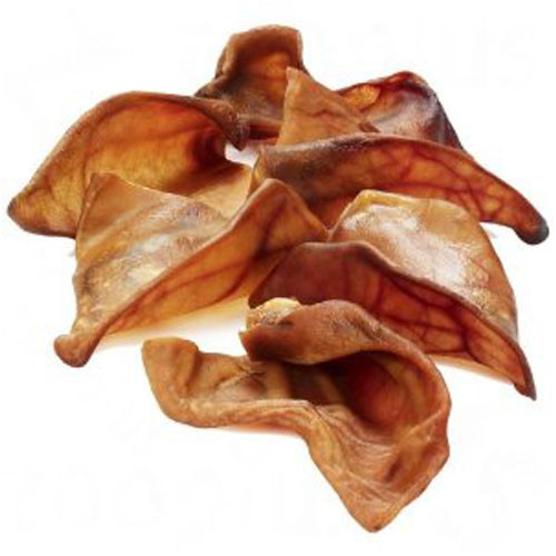 Dried Pig Ears Pack