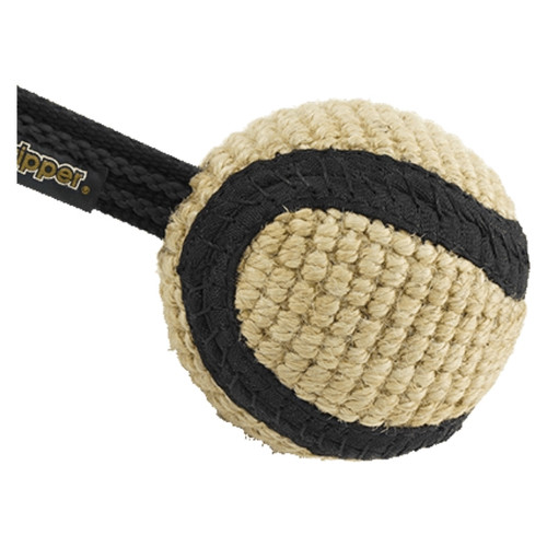 Gripper Jute Ball with Handle