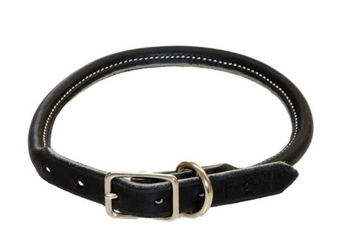 Rolled Premium Leather Collars