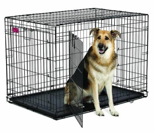 "Vebo Wire Dog Crate 30"" MEDIUM"