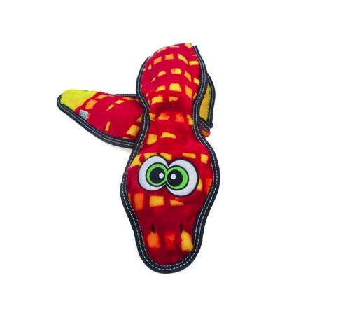 Invincibles Tough Seamz Snake  6 Squeaker