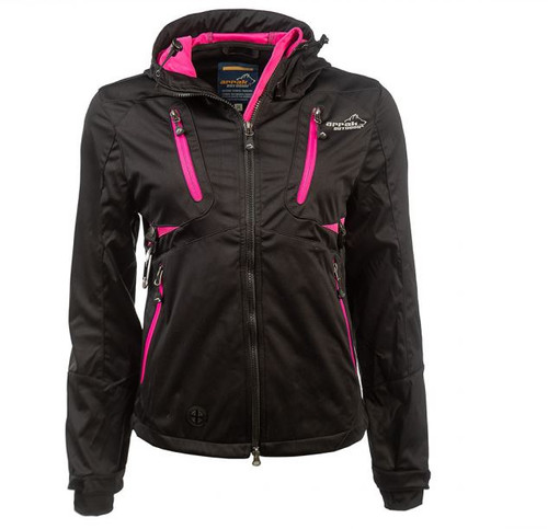 Akka Softshell Jacket Ladies