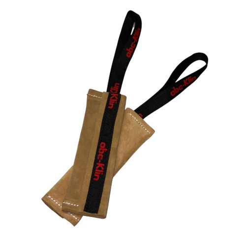 Leather Treat Pouch Tug