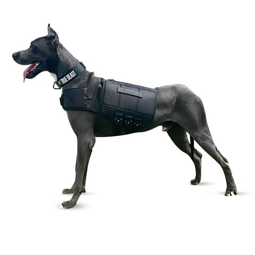 XDOG Blackout Vest Version 3