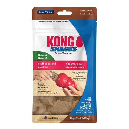 KONG Stuff N Snack - Liver