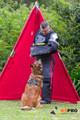 Schutzhund IGP  Blind by Redline K9
