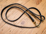 "Premium Leather Leash 3/4"" Heavy Duty Leash"