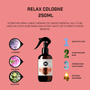 Relax Dog Grooming Cologne by Melanie Newman Salon Essentials