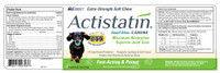 Actistatin® Canine 120 Count Small Dog Soft Chews