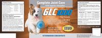 GLC 1000 Canine 180 Count Large Dog Capsules