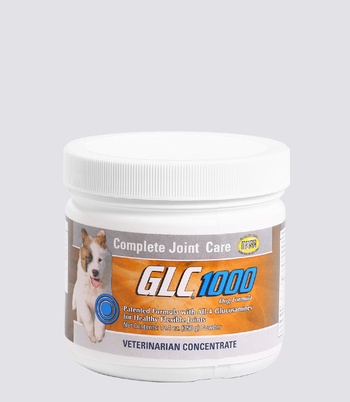 GLC 1000 12.4 oz (350 g) Canine Powder