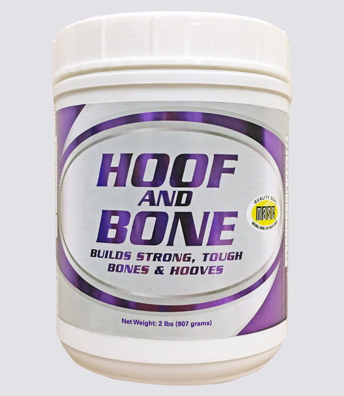 Hoof & Bone Balanced Formula    2 lb. Equine Powder