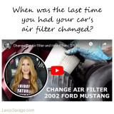 Have You Checked Your Car's Air Filter Lately?