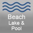 Mens Beach, Lake & Pool