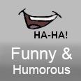 Funny & Humorous