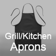 Womens Grill Kitchen Aprons