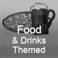 Mens Food & Drinks Themed