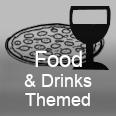 Womens Food & Drinks Themed