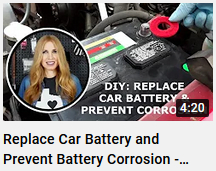 Video 100-Replace Car Battery
