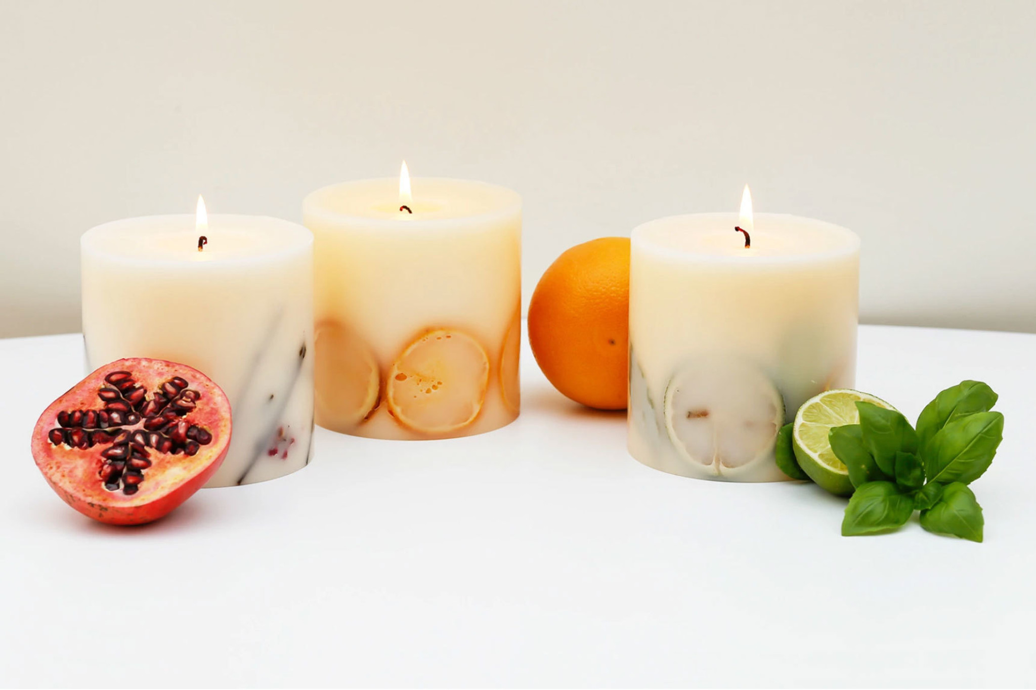 Liga Botanical Candles