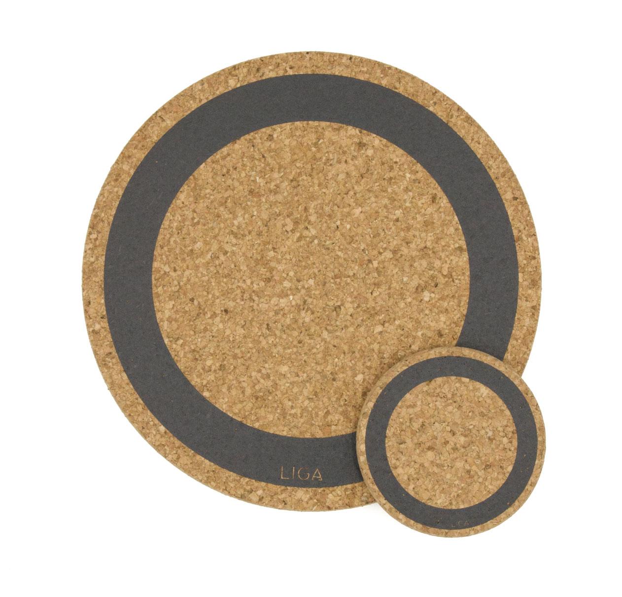 Liga Earth Cork Placemats