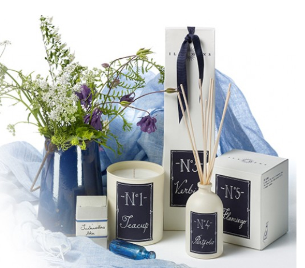Verbier Candle and Diffuser by Illumens