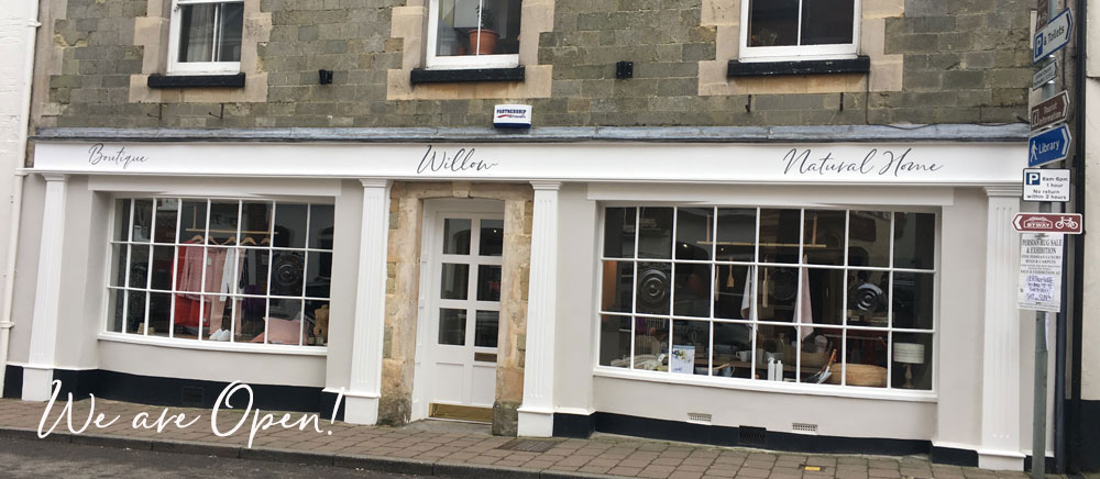 Willow New Shaftesbury Shop
