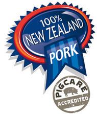 100% NZ Pork