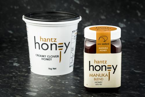 Hantz Honey, ea