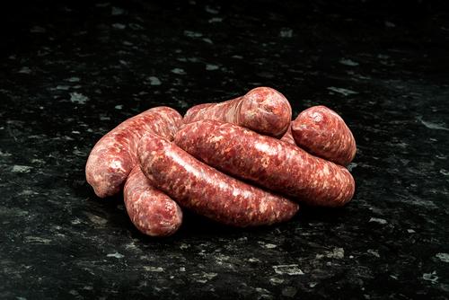 Venison and Pork Sausage