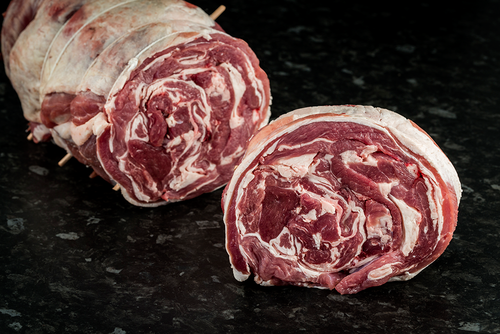 Rolled Shoulder Roast, kg