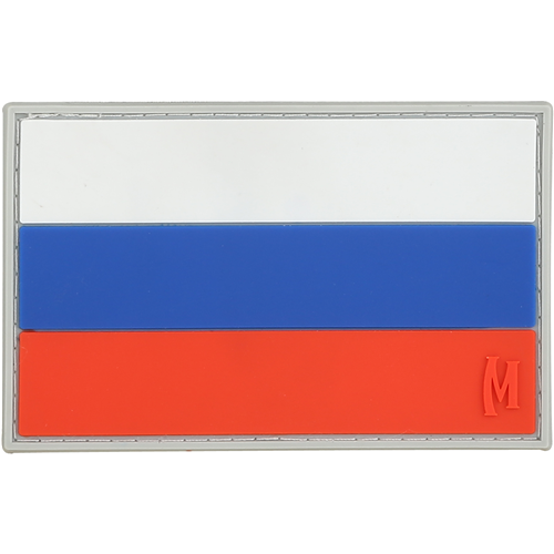 Russian Federation Flag Morale Patch