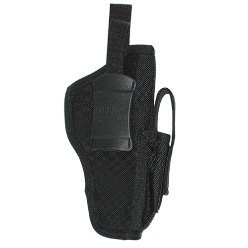 Ambidextrous Shoulder Holster w/ Mag Pouch