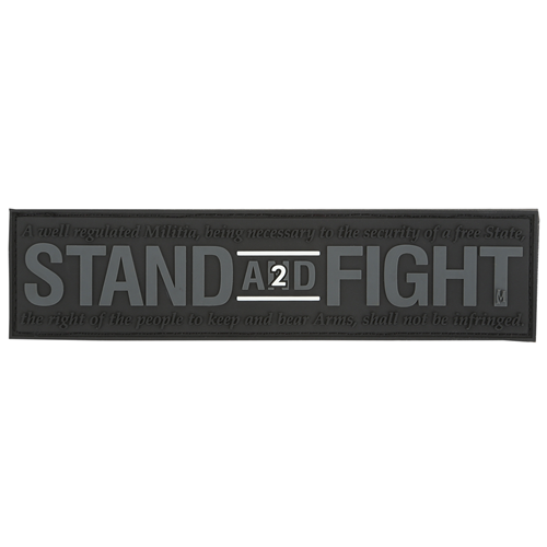 Stand And Fight 2nd Amendment Morale Patch