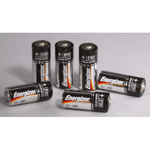 N Cell Batteries - 6 Pack